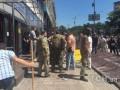 У Дома профсоюзов в Киеве произошла драка
