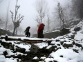 В Индии под лавиной погибли 11 человек