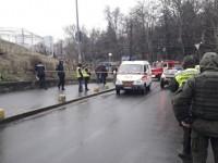 В консульстве РФ в Одессе полиция искала взрывчатку