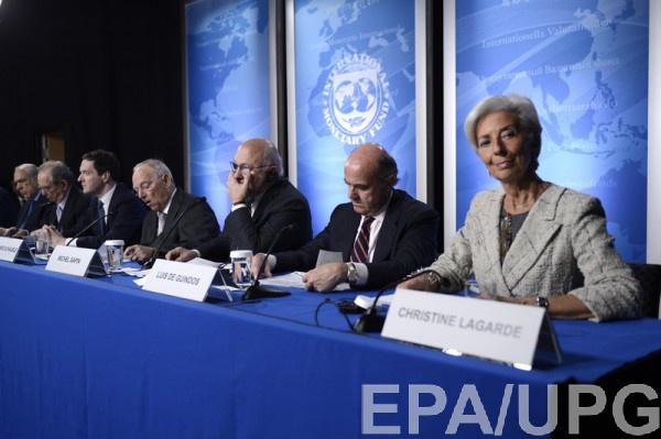 Миссия МВФ по очередном траншу может приехать в мае