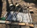 На окраине Днепра в тайнике нашли 30 мин и 280 гранат