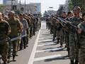 В архиве в Донецке боевики удерживают в плену еще более 30 украинских бойцов - штаб АТО