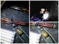 На Полтавщине задержали два авто с арсеналом оружия