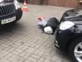 В центре Киева расстреляли двоих мужчин