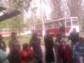 В оккупированном боевиками Енакиево начали забастовку трамвайщики