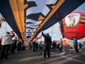 Московские школьники пронесут георгиевскую ленту длиной 1488 метров