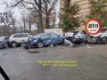 В Боярке пьяная девушка разбила 6 машин – соцсети
