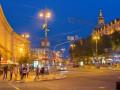 В Киеве на три дня перекроют Крещатик