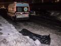 Возле супермаркета в Киеве обнаружили тело охранника