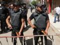 В Египте трое полицейских погибли в перестрелке возле церкви