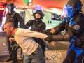 В США прошли аресты протестующих из-за выборов