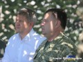 Данилюк и Полторак побывали на испытаниях