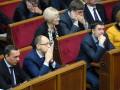 В парламенте произошел государственный переворот - оппозиция