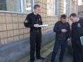 В Овидиополе пьяные тесть с зятем пытались сжечь райадминистрацию