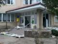 На Прикарпатье подорвали вход в поликлинику