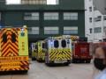 В Гонконге авария на химпредприятии: 10 пострадавших