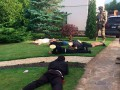 Под Киевом преступная банда захватывала дома