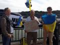 В Финляндии Путину устроили коридор позора
