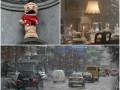 Хорошие новости: трогательный ролик к Рождеству, снег в Киеве и писающий мальчик в Брюсселе