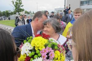 Мама Савченко призвала российских матерей не отправлять сыновей в Украину