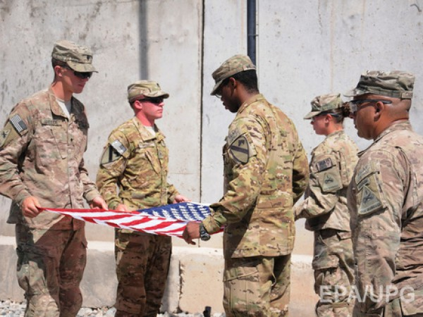 США нестанут торопиться свыводом войск изАфганистана