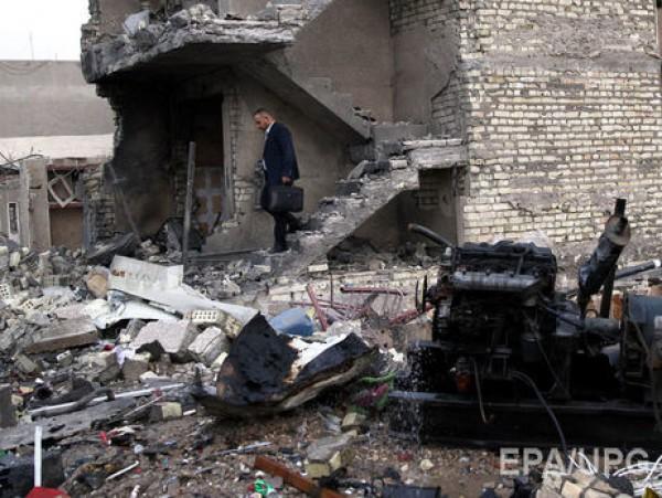 70 погибших, неменее 100 раненых— Взрывы вБагдаде