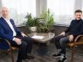 В трендах лидировало резонансное интервью Гордона с Зеленским: Реакция соцсетей