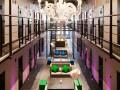 Тюрьму превратили в роскошную гостиницу (ФОТО)