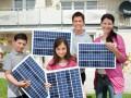 При установке солнечных панелей можно заработать до 15 тыс грн в месяц