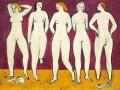 Как заработать на искусстве: Названы 15 самых прибыльных художников (ФОТО)