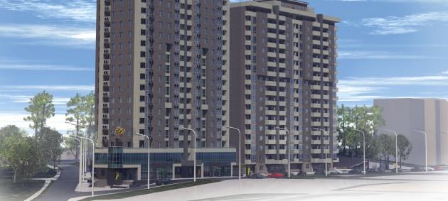 Новый жилой комплекс появится на Демеевке