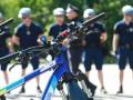 В Кривом Роге начал работу велопатруль