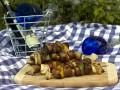 Днем с огнем. Пять необычных рецептов шашлыков для весеннего пикника
