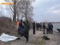 В Кременчуге нашли тело одного из четверых пропавших с моторной лодки