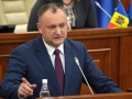 Парламент Молдовы обвинил Додона в превышении власти