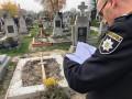 Под Львовом младенец найден мертвым на кладбище: Личность матери установлена