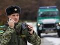 Пограничники задержали двух полицейских из Приднестровья