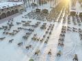 В Харькове 2017 курсантов присоединились к флешмобу #22PushupChallenge