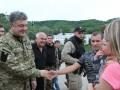 Итоги выходных 21-22 июня: Прекращение огня и обращение Порошенко