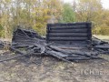 На территории музея Пирогово в Киеве произошел пожар