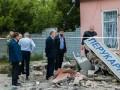 В Днепре воры взорвали банкомат: Разнесло полдома