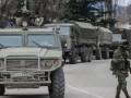 Россия усиливает наступательную группировку в Крыму