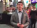 Крымский татарин в Нью-Йорке записал обращение в поддержку телеканала ATR