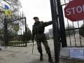 В Украине усилили охрану складов боеприпасов