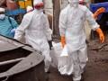 В России предложили изолировать Западную Африку из-за Эболы