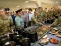 Полторак анонсировал новую систему питания в 25 военных частях