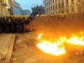 Евромайдан нанес Киеву ущерб на 59 тыс. грн. - СМИ