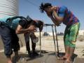На юге Ирака водой отравились более 100 тысяч человек