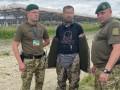 Близ польской границы засекли псевдо-пограничника с наркотиками