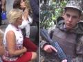 Во Львове на коленях простились с погибшим на Донбассе 20-летним бойцом